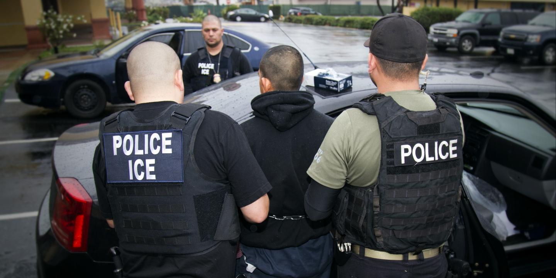 Image result for ice arrest