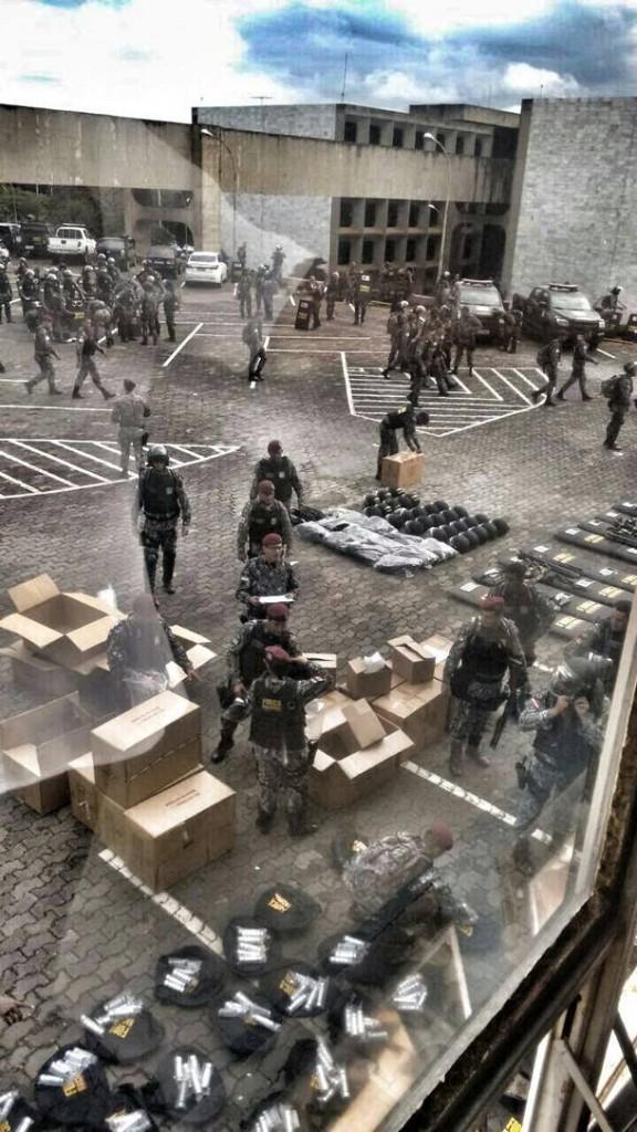 Brasil Em Greve: Manifestações Ocupam As Ruas Contra As Reformas Trabalhista E Da Previdência