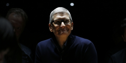 Tim Cook: Everyone talking about next iPhone hurting sales