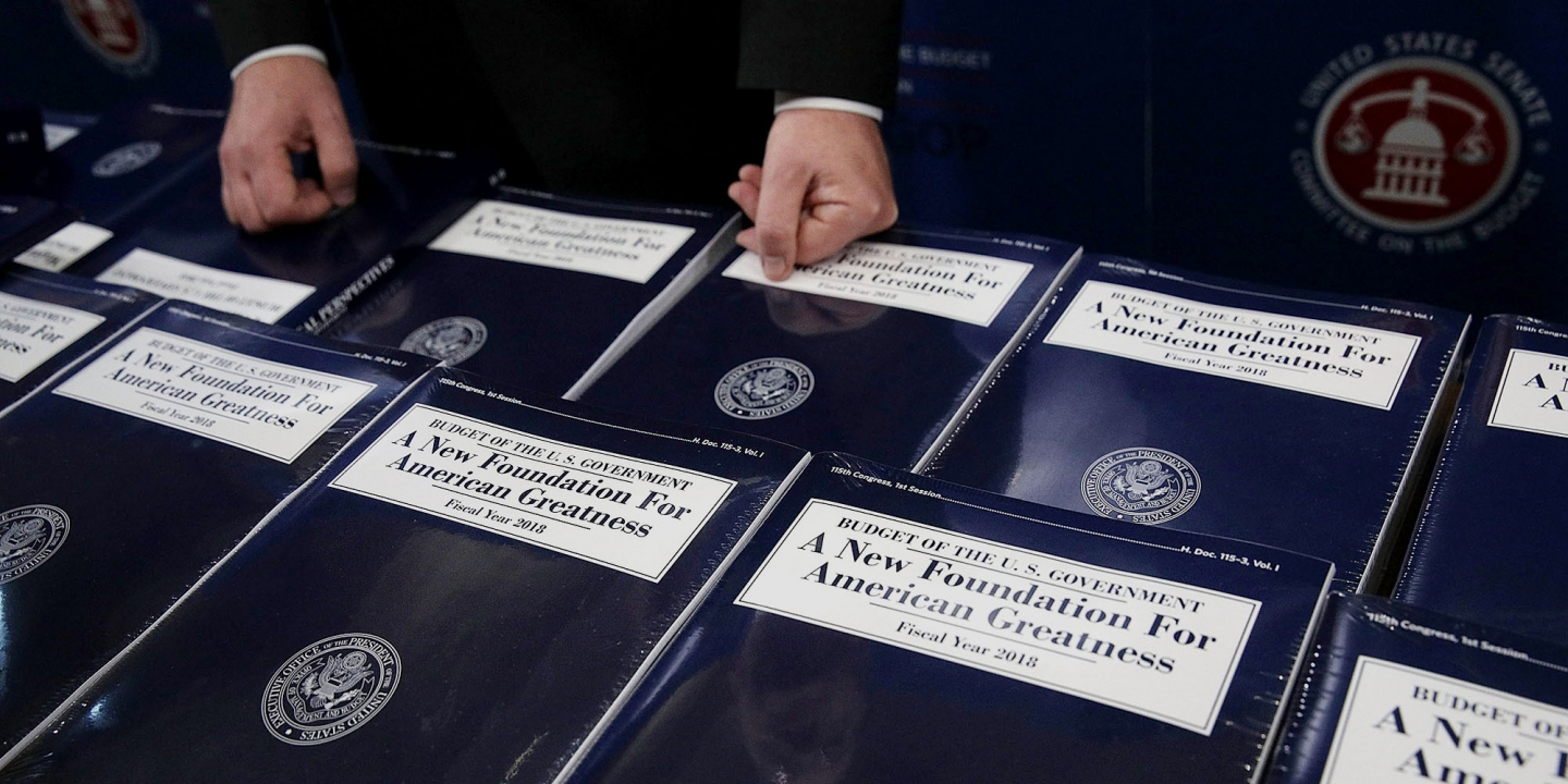 Highlights of Trump's budget proposal