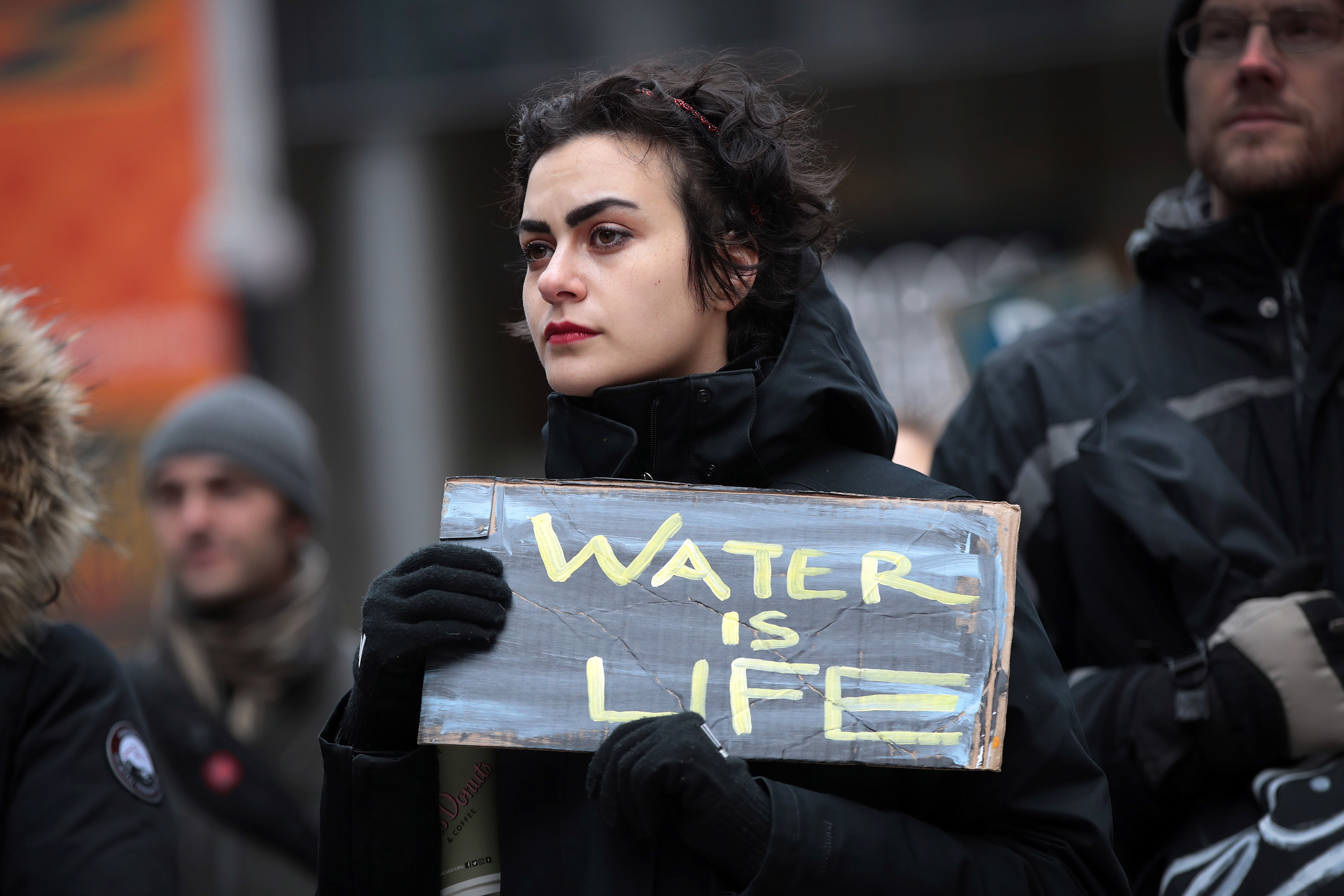 Dakota Access-Style Policing Moves To Pennsylvania's Mariner East 2 Pipeline