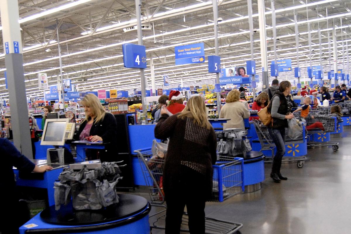 Of Walmart Employees On Food Stamps