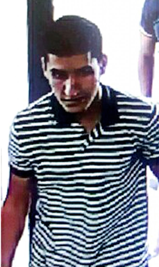 "An image of suspect Younes Abouyaaqoub, released by the Spanish Interior Ministry on Monday Aug. 21, 2017. Moroccan suspect Younes Abouyaaqoub, 22, is the final target of a manhunt that has been ongoing since the attacks, Catalan interior minister Joaquim Forn told Catalunya Radio that ""everything indicates"" that Abouyaaqoub was the driver of the van that plowed down Barcelona's emblematic Las Ramblas promenade on Thursday, killing 13 pedestrians and injuring more than 120 others. (Spanish Interior Ministry via AP)"