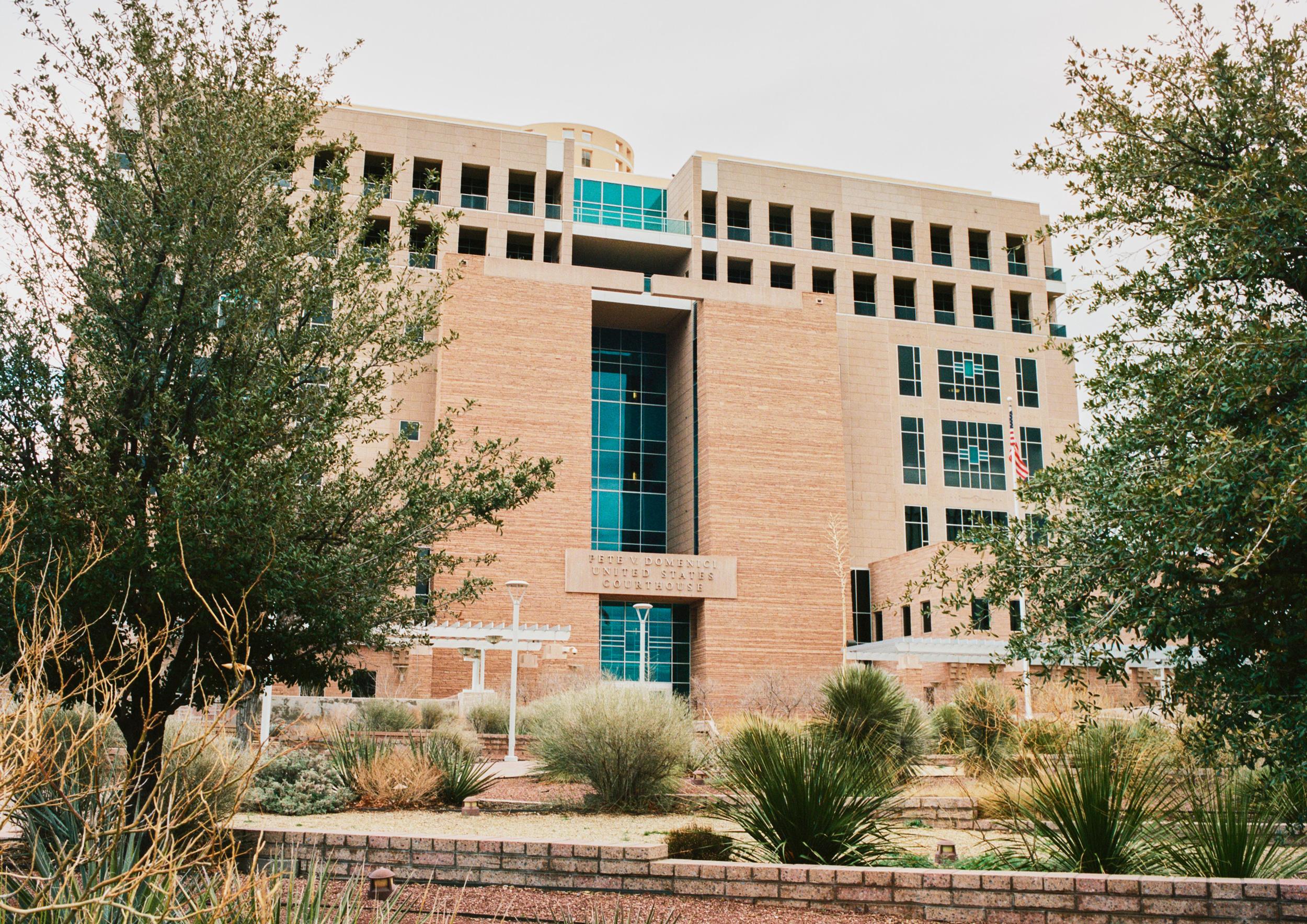 Albuquerque Federal Courthouse Building