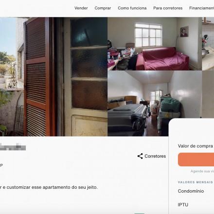 Startup de imóveis anunciou apartamento em São Paulo com idosa à beira da morte dentro