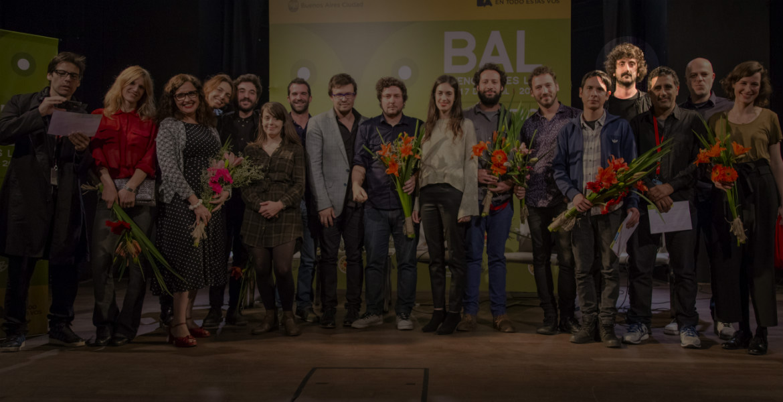 Ceremonia de entrega de premios del BAL 2016.