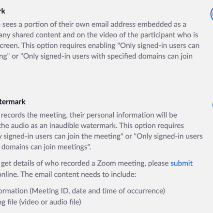 What You Should Know Before Leaking a Zoom Meeting