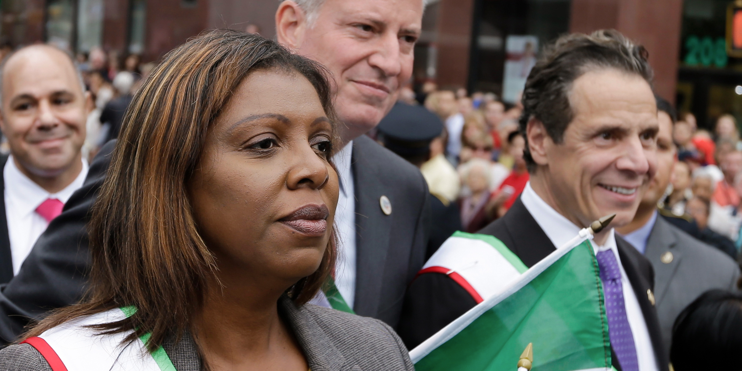 Andrew Cuomo Is Living to Regret the Deal He Pushed on Letitia James