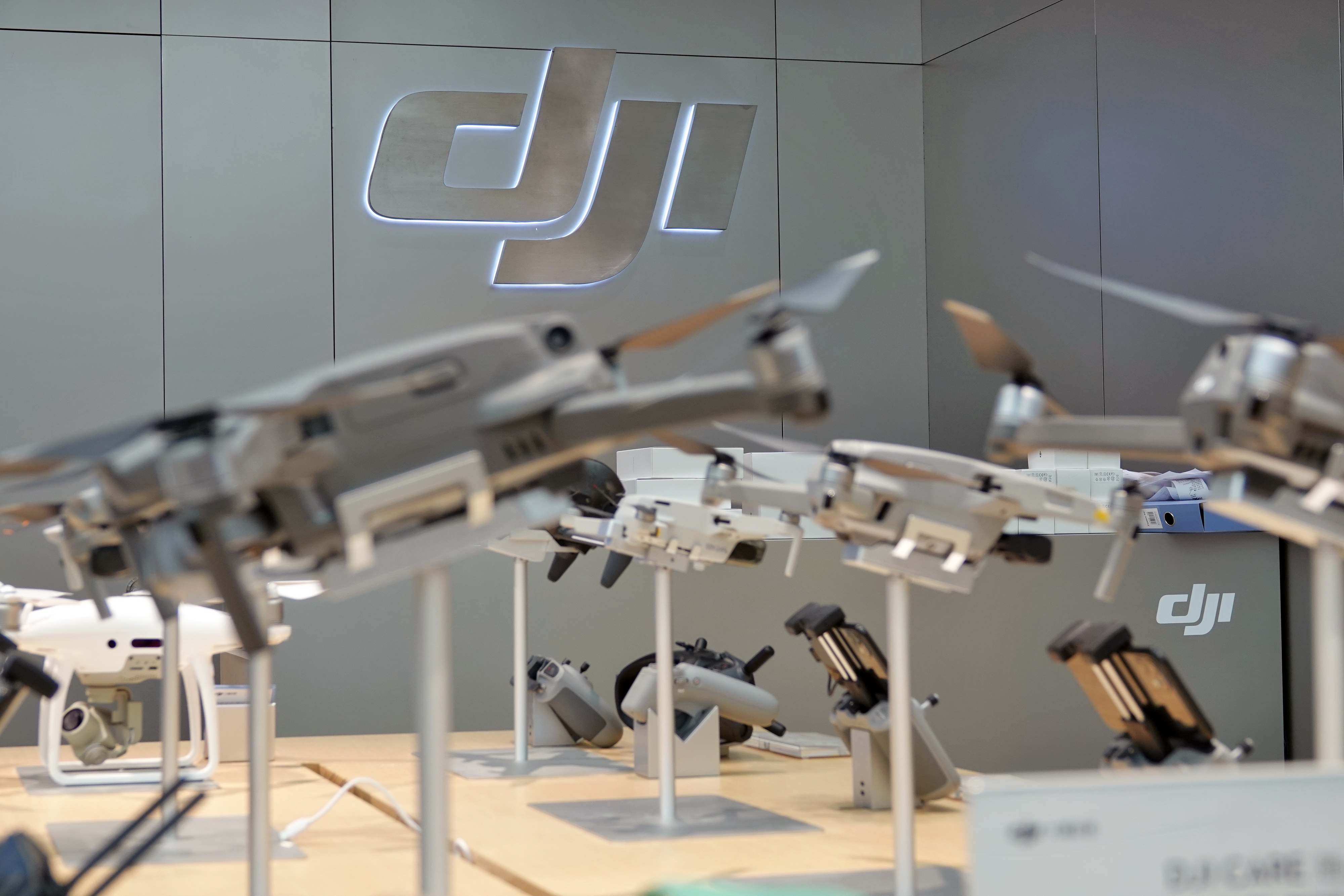 DJI Experience Store