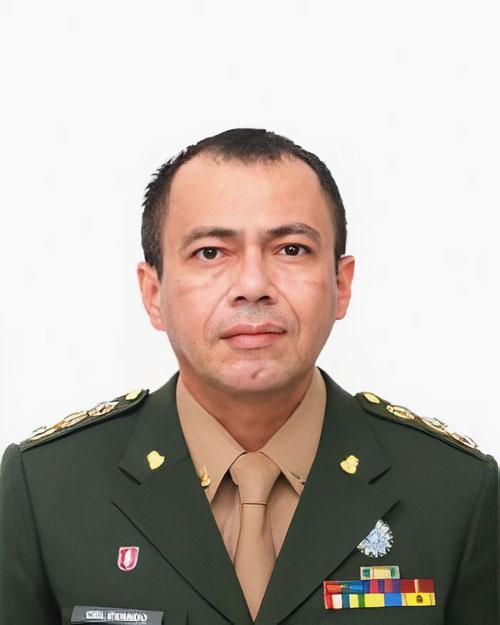 Coronel Carlos Evando dos Santos